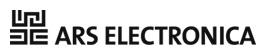 アルス・エレクトロニカ(Ars Electronica)のロゴマーク